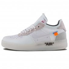 Унисекс Nike Air Force Off-White White