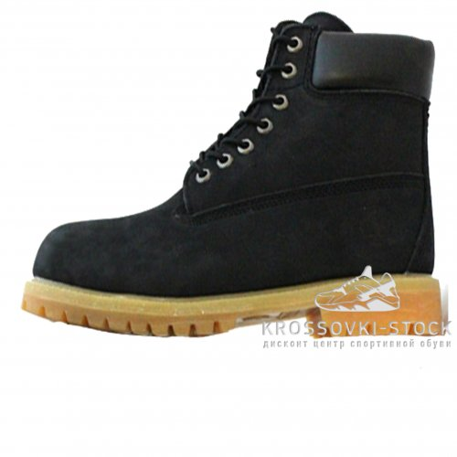 Фотография 1 Унисекс Timberland 6 Inch Boot Black