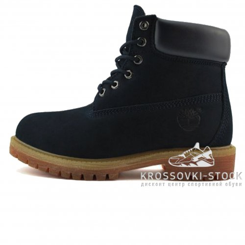 Фотография 1 Унисекс Timberland 10061 Black With Fur