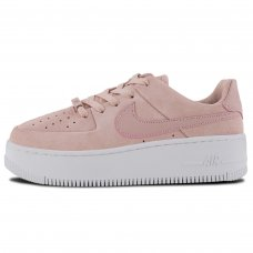 Женские Nike Air Force 1 Sage Low Particle Beige/Particle Beige