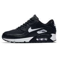 Мужские Nike Air Max 90 WMNS Black/White