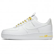 Женские Nike Air Force 1 Lux White/Chrome Yellow