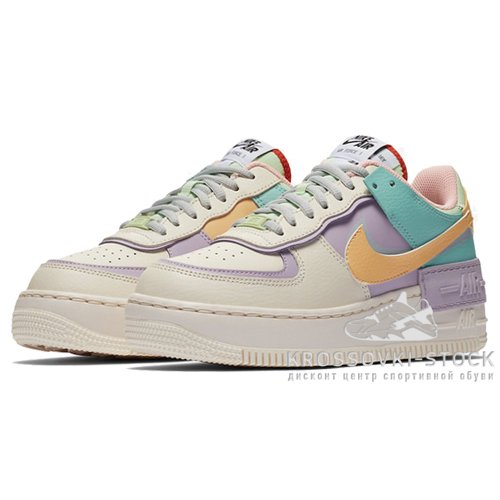 Женские Nike Air Force 1 Shadow Pastel Multi