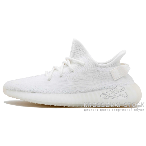 Фотография 1 Унисекс Adidas Yeezy Boost 350 V2 Cream White