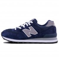 Фотография 1 Унисекс New Balance 574 Dark Blue