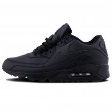 Фотография 1 Унисекс Nike Air Max 90 Leather Black