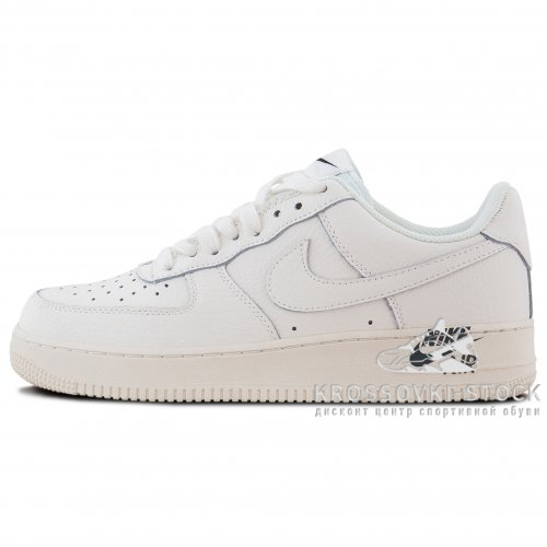 Фотография 1 Женские Nike Air Force 1 1 Low Leather Team Light Beige