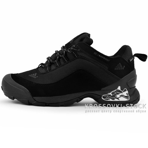 Фотография 1 Зимние Adidas Terrex Climaproof Low Black Gray
