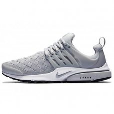 Мужские Nike Air Presto Woven Ghost Grey