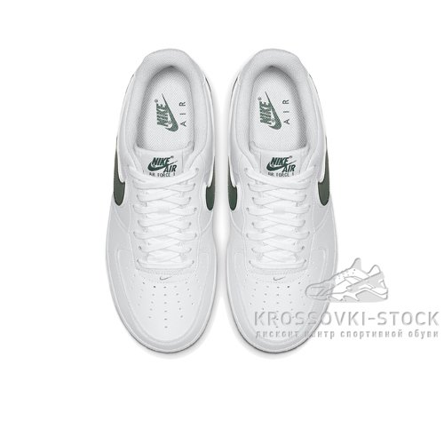 Унисекс Nike Air Force 1 White/Green