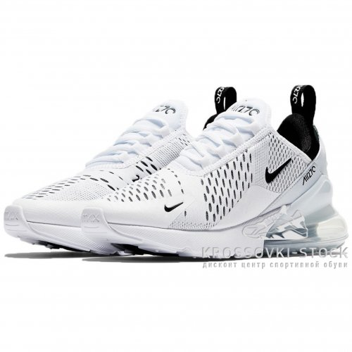 Унисекс Nike Air Max 270 White/Black