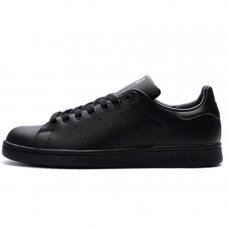 Унисекс Adidas Originals Stan Smith Triple Black